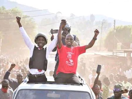 Bobi Wine Tells Ugandans That Freedom Is Coming, Says They Are Collecting Elections Rigging Evidence