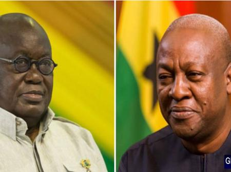 JUDGEMENT DAY: Akufo-Addo beats Mahama again as petition dismissed without merit