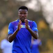 SuperSport United to look at the Gabuza option.