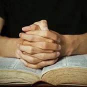 Wednesday Morning Prayers(20-01-2021): Declare this few prayers with faith to the Almighty God
