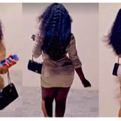 Mixed Reactions as Chioma Flaunts Her Curvy Body In a Video Shared Online