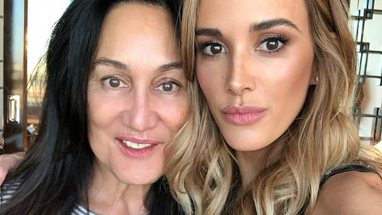 She got it from her mama! Bec Judd shows just where she got her incredible looks from as she shares a photo with her youthful lookalike mum Kerry to celebrate Mother's Day
