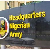 Soldier and his Girlfriend Caught in the Act and Were Arrested. See Full Details
