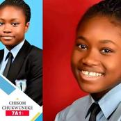 The Deceased Girl With 7 A1s in WASSCE: Why Does the Society Define Us Only By Our Achievements?