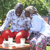 DP Ruto Finally Meets Shush From Gikandu Village and Promised to Build Her House