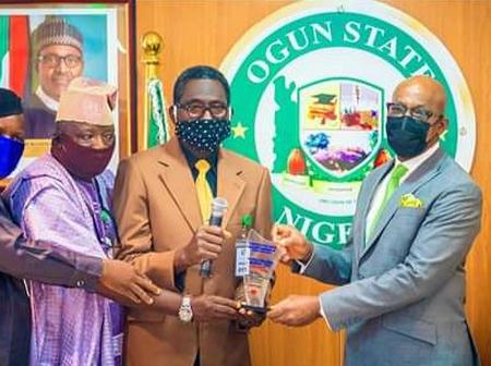 Ogun State Governor, Dapo Abiodun Wins 2020 Best Governor of the Year in Education Award