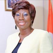Politique : voici les plus grands succès de Mme Kandia Camara au MENET-FP.