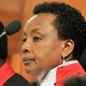 Battle For New CJ Intensifies As Philomena Mwilu Is Accused Of Having A 'Relationship' With Ngatia