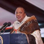President Uhuru Kenyatta Asked To Hold a Rally In Mt Kenya, And Declare Kumi, Kumi, Was a Lie