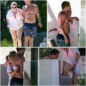 Voici les photos de Leonardo DiCaprio et Kate Winslet du film