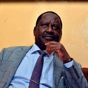 Angry Kenyans Blast Raila as He Shares This Video Online