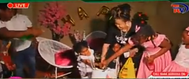 b84c833653aecf551c524e9da75deb5b?quality=uhq&resize=720 - This was what happened midnight at Nana Agradaa's daughter birthday (Video)
