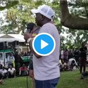 Oscar Sudi Breaks Silence After BBI got Overwhelming Support in DP Ruto Allied Counties