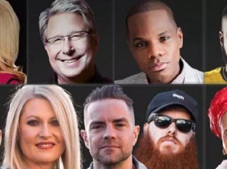 List Of American Gospel Artist That Will Perform At The Experience Lagos