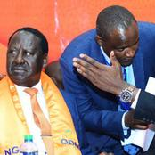 Mliskia wapi? ODM SG Rubbishes Claims On Coalition With Dp Ruto And Reveals The Following