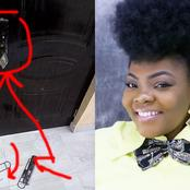 Another Robbery, Ghana Gospel Musician Celestina Donkoh Has Been Robbed In Her House - This Is Bad
