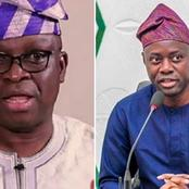 One Wise Method Makinde Used To Pull Off A Smart Victory Over Fayose After A Long Superiority Clash