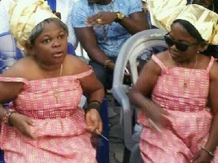 Funny Photos Of Aki And Pawpaw, Nkem Owoh Others Dressed Like Women