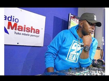 Radio Maisha's DJ 2One2 and Reporter Terry reveal their side effects after AstraZeneca Vaccination