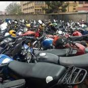 Reactions As Major Serious Concerns From Bodaboda Riders Are Raised To The Inspector General