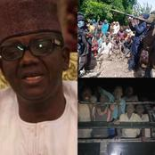 Zamfara State Governor Speaks On The Release Of The 300 Jangebe School Girls! Read What He Just Said
