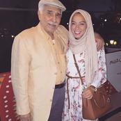ابنته مُتزوجة من ممثل كبير وإحدى حفيداته