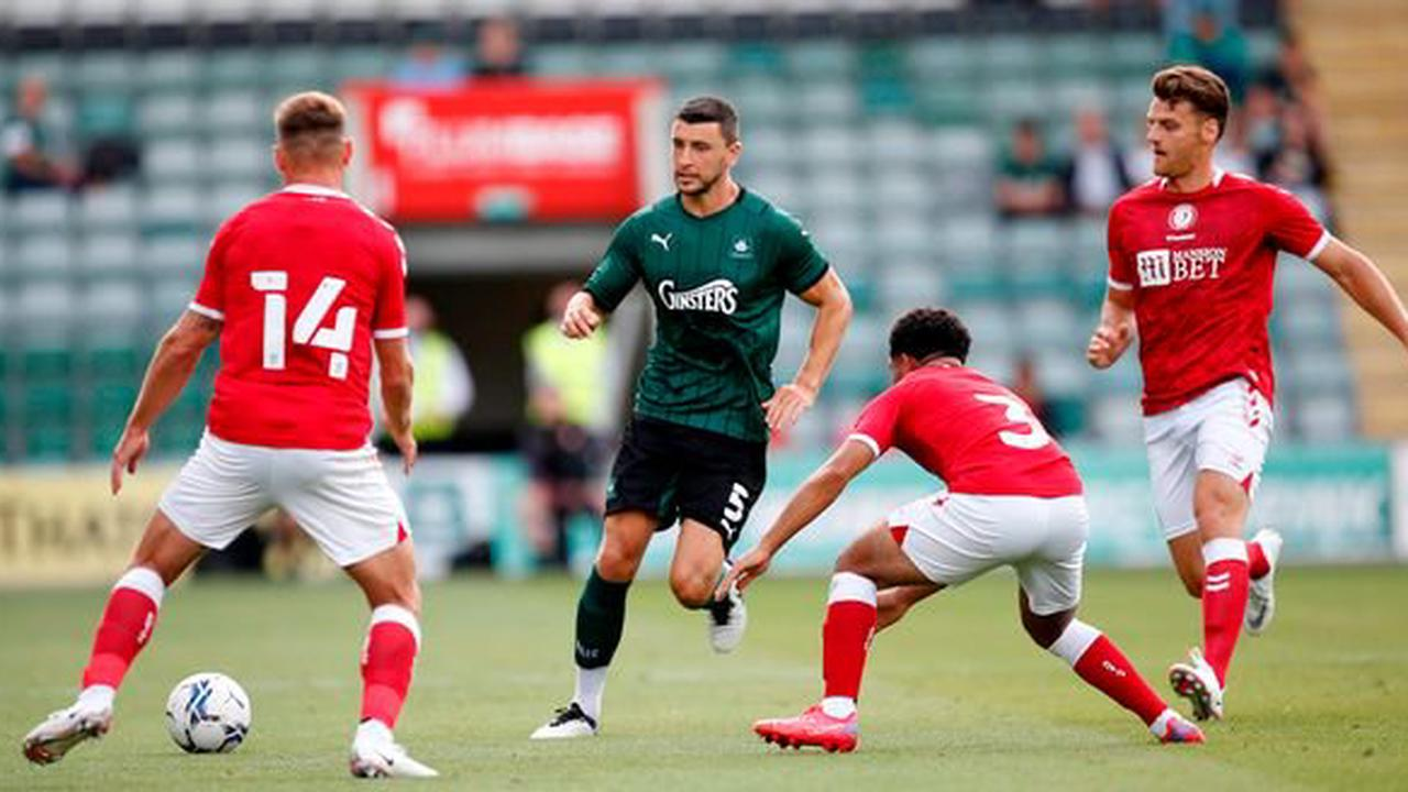 Plymouth Argyle squad numbers 2021/22 confirmed for new League One campaign