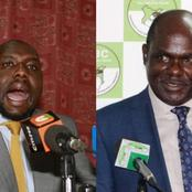 Angry Murkomen Urges IEBC's Chebukati To Nullify Some By-Elections Due To Electoral Malpractices