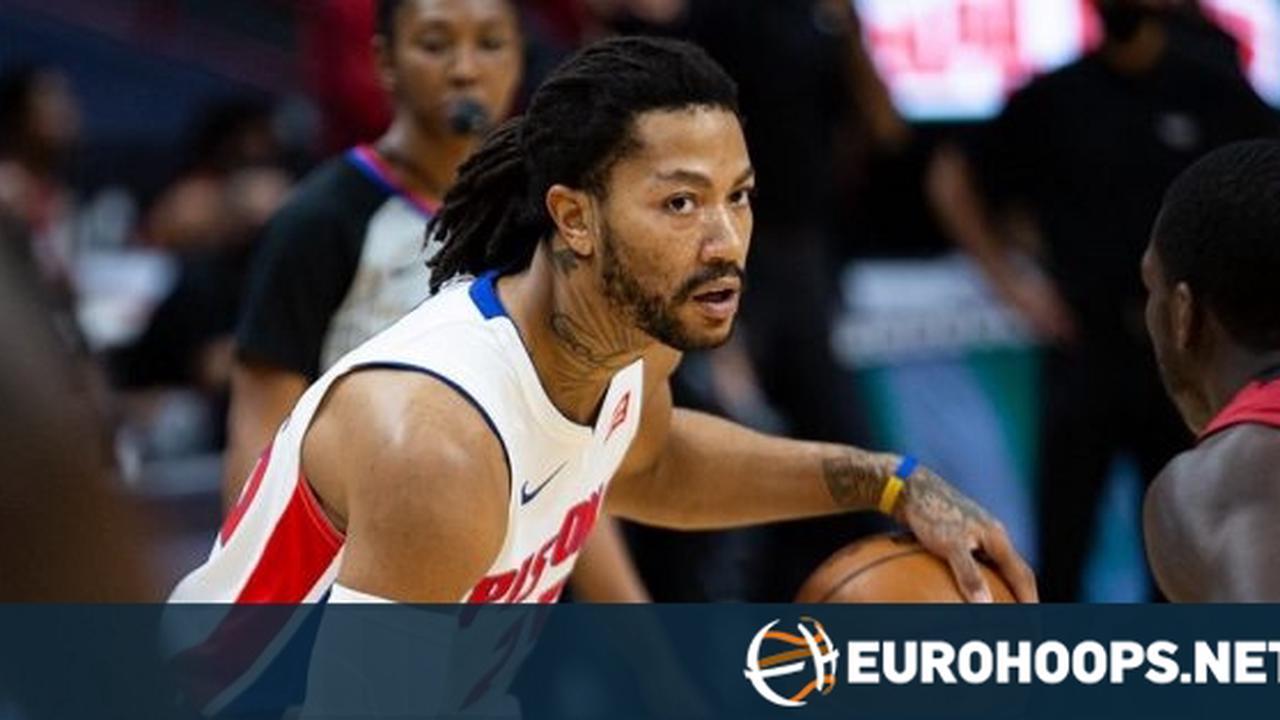Derrick Rose and Jerami Grant Backgammon; Detroit Pistons Beat Miami Heat Different – Latest News, Breaking News, Top News Headlines