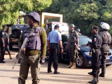 Ogun State Police Traced And Arrested 2 Fleeing Robbers In Kogi State
