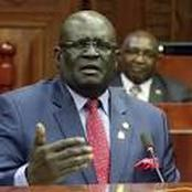 Magoha Clears The Air On Principals Losing Powers To Finance Managers As He Outlines Plans For Exam