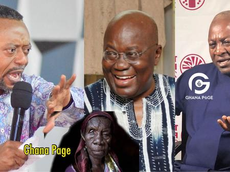 5 Pastors Who Prophesied About The Winner Of Ghana's 2020 Elections