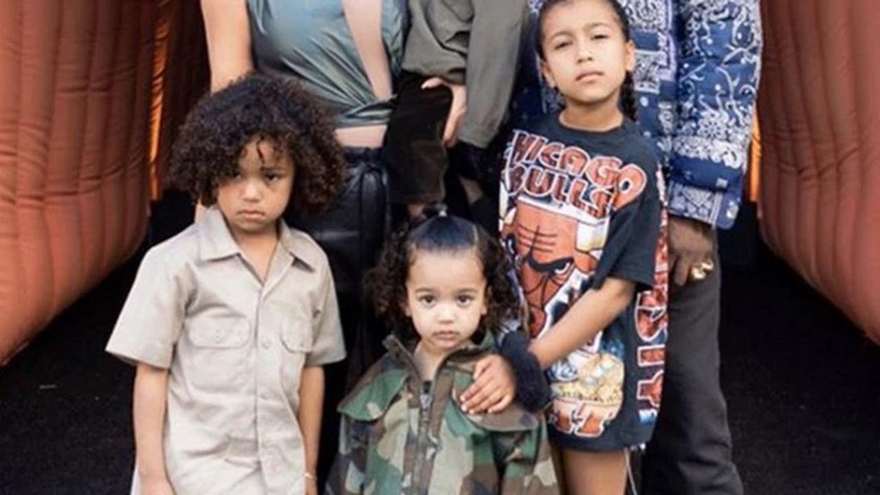 Kim Kardashian et Kanye West en instance de divorce?