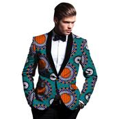 See these stunning Ankara suits for men