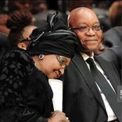 Jacob Zuma's Daughter Sings Praises For Winnie Mandela