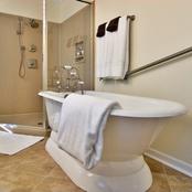 Does a house need bathtub ?