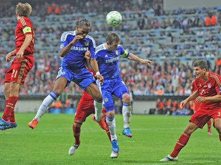 Didier Drogba's Best Moment In Chelsea Football Club, What Time Was This Goal Scored.