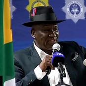 BREAKING News! Cele releases crime status in SA
