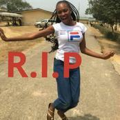 Few Days After This Pretty Young Girl Finished Writing Her Exams, She Died - Read What Happened
