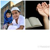 Dear Muslims, Say These Prayers To Place Your Children On Allah's Protection