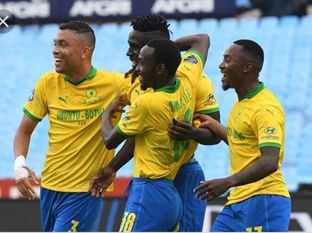 Here Is The Reason Why DSTV Premiership Think Mamelodi Sundowns Is Dangerous To Orlando Pirates