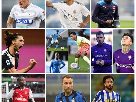 Transfer Update On Arsenal, Barcelona, Real Madrid, Liverpool, Bayern Munich And Many More