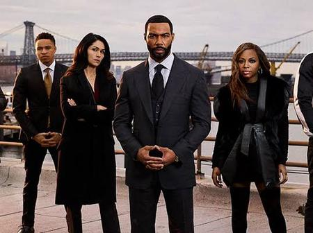 Meet the Nigerian who acted in the popular 50 cents series, POWER -(picture)