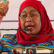 President Samia Suluhu On The Move To Rejuvenate Tanzania As She Suspends Another Government Official