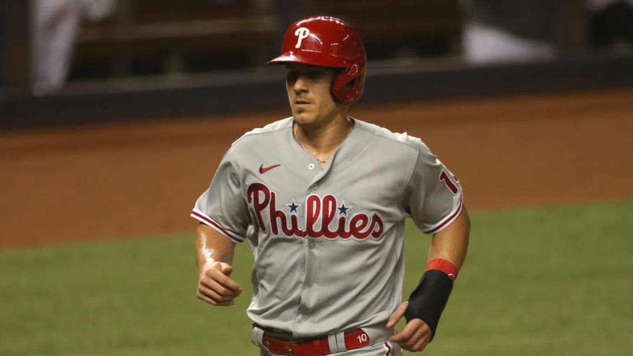 J.T. Realmuto remains 'the priority' for Phillies under new leadership
