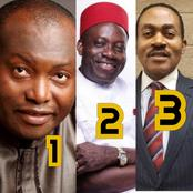 Anambra 2021: Who Are Supporting You Among These 3 Powerful Contenders