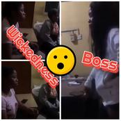Read How 16-Year-Old Girl Has Been Transferring #190k From Her Boss Account Into Her Sister's Account
