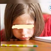France : Une mère donne un coup de couteau à sa fille de 6 ans, la raison vous choquera.