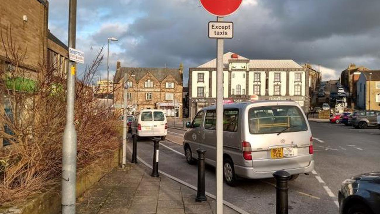 CCTV in Craven taxis on hold for now but 're-visited' in six months
