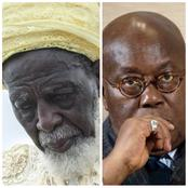 Chief Imam Sends A Simple Message To Nana Addo After He Was Told He Is The Next To Take The Vaccine
